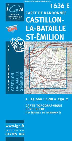 Castillon-la-bataille St-emilion Gps