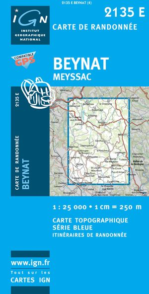 Beynat/meyssac Gps