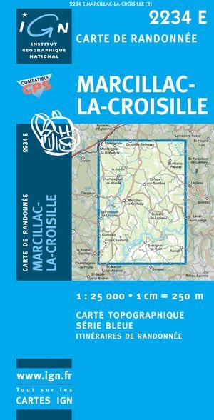 Marcillac-la-croisille Gps