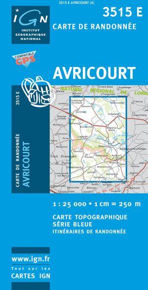 Avricourt Gps