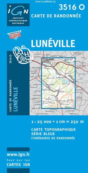 Luneville Gps