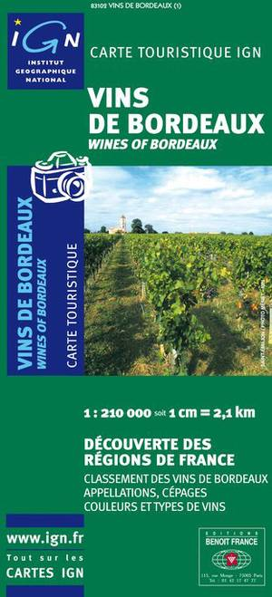 Wines Of Bordeaux Reg F