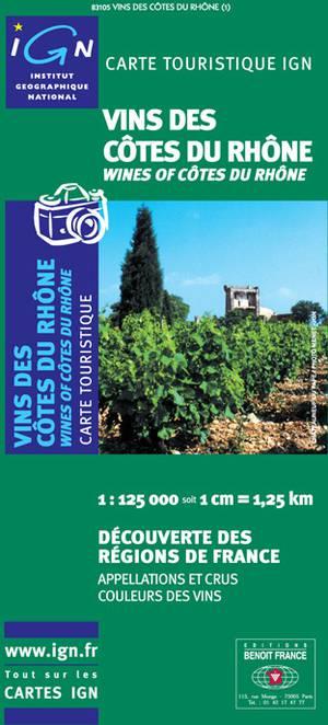 Wines Of Cotes Du Rhone Reg F