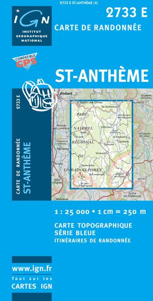 St-antheme Gps