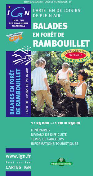 Rambouillet Balades En Foret Loisirs Pl Air