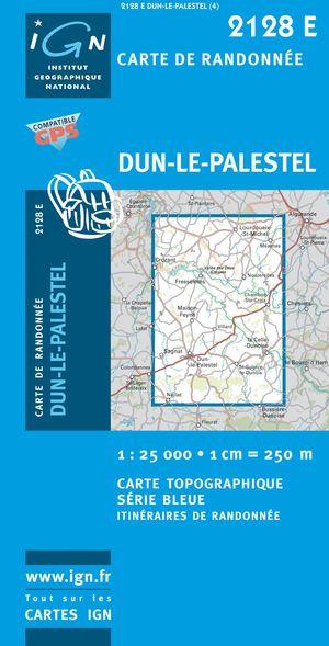 Dun-le-palestel Gps