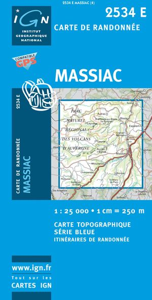 Massiac Gps