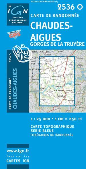 Chaudes-Aigues / Gorges de la Truyère