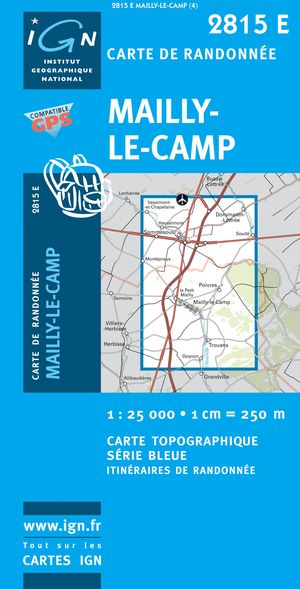 Mailly-le-camp Gps