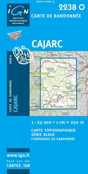Cajarc Gps