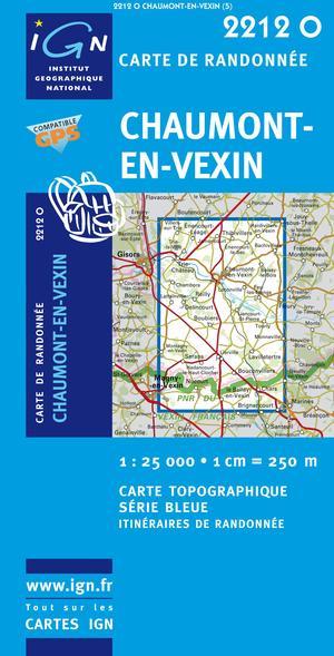 Chaumont-en-vexin Gps