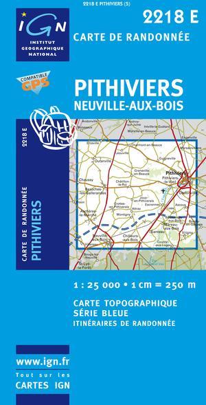 Pithiviers/neuville-aux-bois Gps