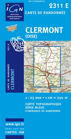 Clermont (oise) Gps