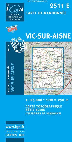 Vic-sur-aisne Gps