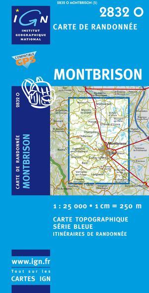 Montbrison Gps