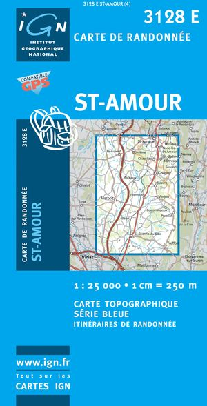 St-amour Gps