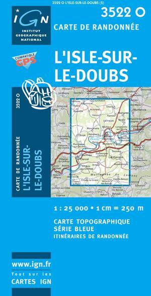 L'isle-sur-le-doubs Gps