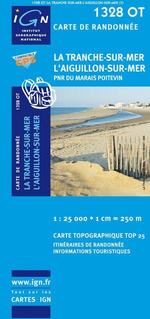 Tranche-sur-mer/l'aiguillon-sur-mer Pnr Marais Poitevin Gps