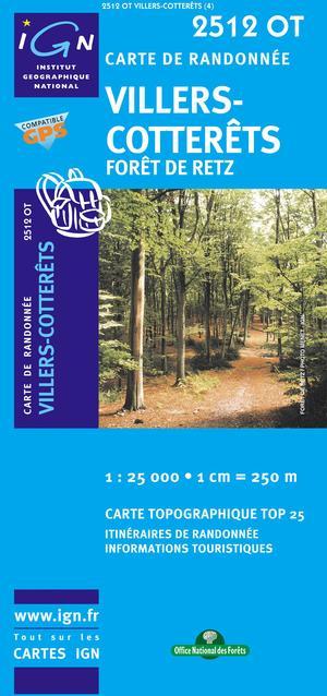 Villers-Cotterêts / Forêt de Retz