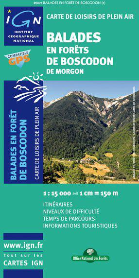 Boscodon Et Morgon Balades En Foret