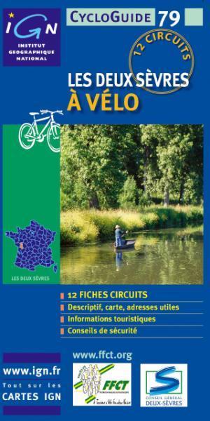Les Deux-sevres A Velo Cyclo Guide 79