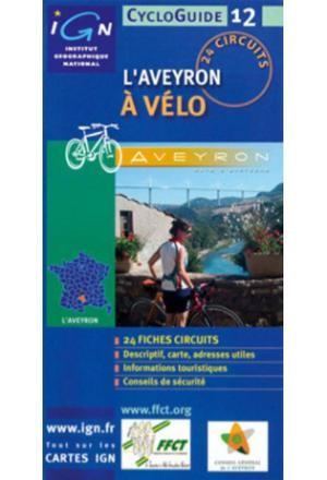 Aveyron A Velo Ign Cycloguide 12
