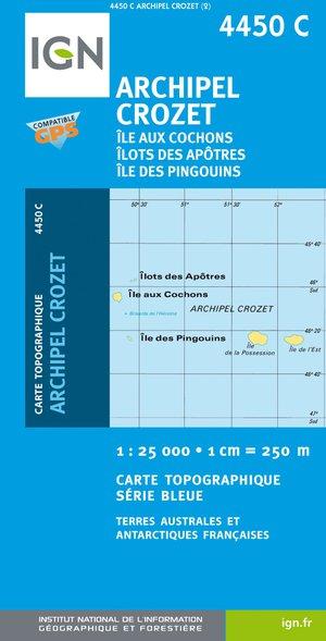 Crozet Archipel : Cochons / Apotres / Pingouins