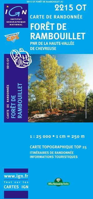 Foret De Rambouillet/pnr Haute-vallee De Chevreuse