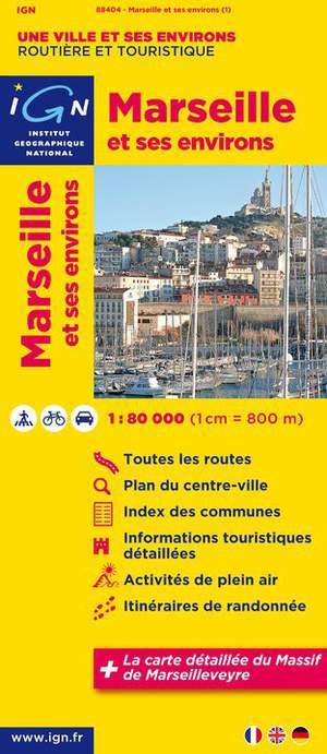 Marseille & Surroundings