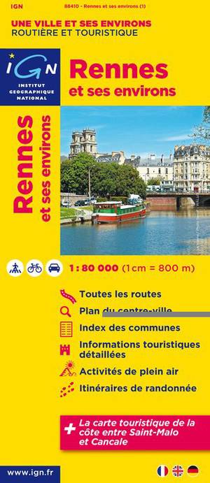 Rennes & Surroundings