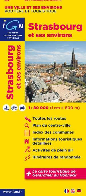 Strasbourg & Surroundings