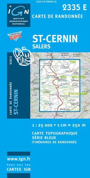 St-cernin / Salers