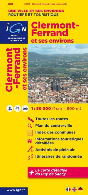 Clermont-ferrand And Surroundings