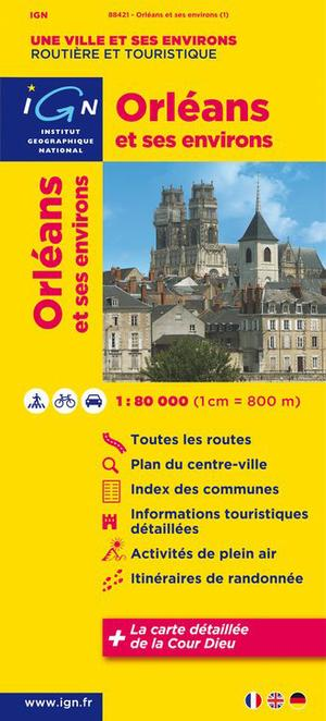 Orleans And Surroundings