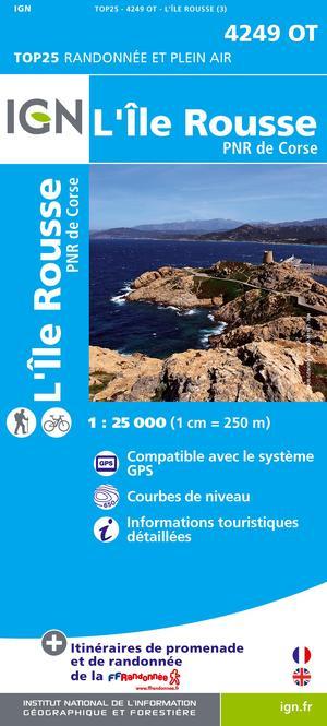 L'ile Rousse / Parc Naturel Regional De Corse