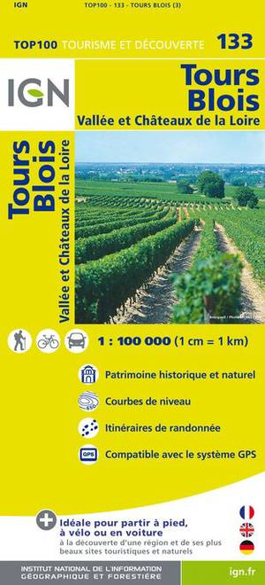 Tours / Blois