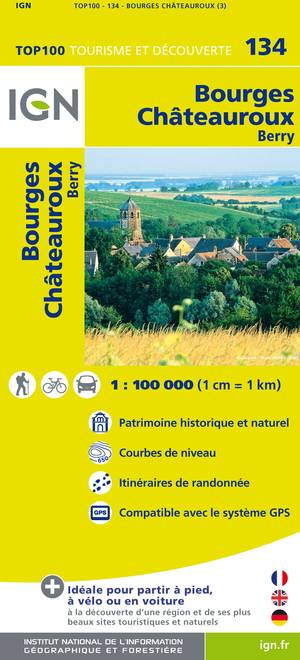 Bourges / Châteauroux