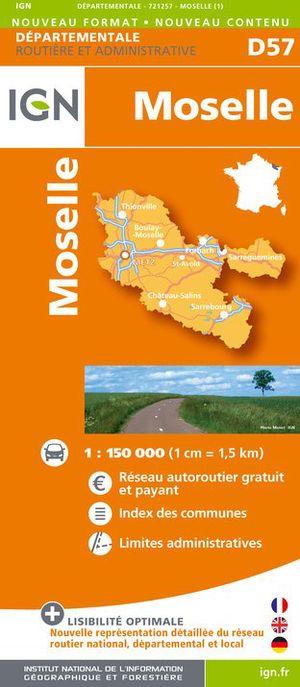 Moselle Dep 57