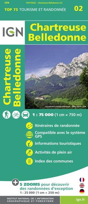Chartreuse Belledonne