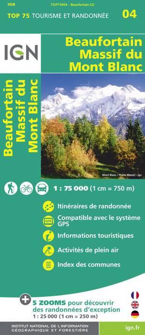 Beaufortin Massif du Mont Blanc