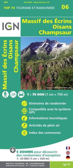 Oisans Champsaur - Massif Ecrins