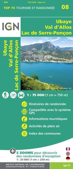 Ubaye / Val d'Allos / Lac de Serre-Poncon