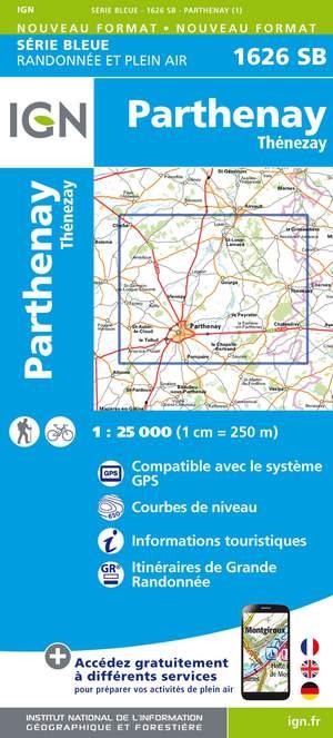 Parthenay / Thénezay