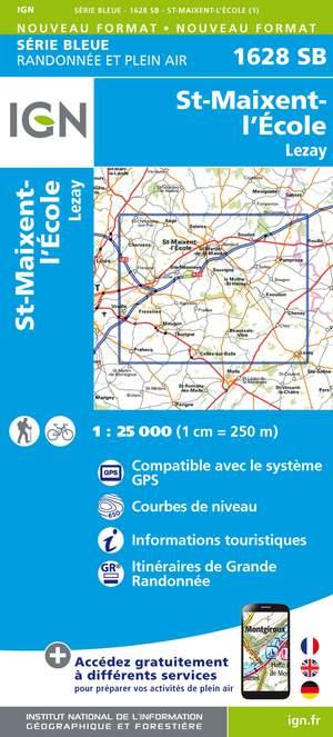St-Maixent-l'Ecole - Lezay