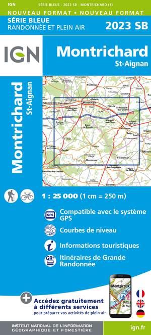 Montrichard - St-Aignan
