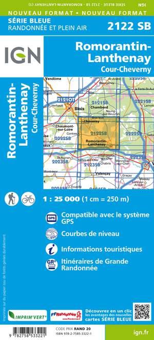 Romorantin-Lanthenay - Cour-Cheverny