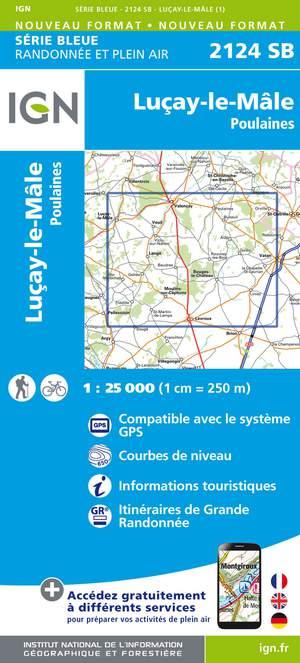 Luçay-le-Mâle - Poulaines