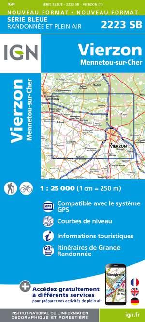 Vierzon - Mennetou-sur-Cher