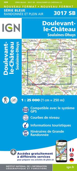 Doulevant-le-Château - Soulaines-Dhuys