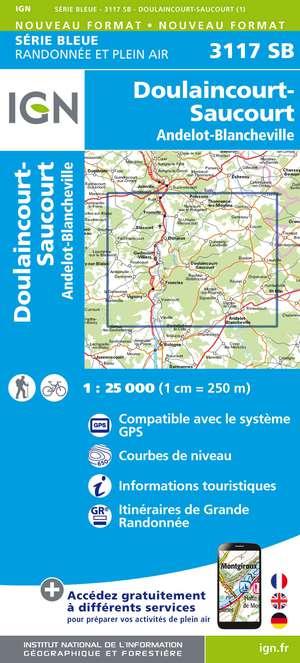 Doulaincourt-Saucourt - Andelot-Blancheville